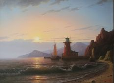 Vadim Tsvetkov - Morning lighthouse
