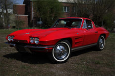 Corvette - C2 Coupé 327 Cui Shifter - 1964