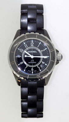 Chanel J12 Automatic Unisex Ceramic Swiss Made Wristwatch