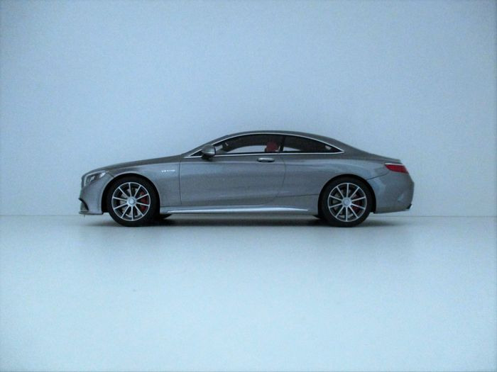 Gt Spirit Scale 1 18 Mercedes Benz Amg S63 Coupe Catawiki