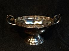 Great cup in sterling silver - Andalusia - Early 20th century