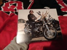 2 Gesigneerde foto's Sons of Anarchy