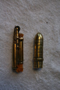 "Lot ""Poilu"" lighters 14/18"