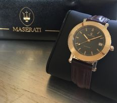 Maserati Trident official time wristwatch period 1990s