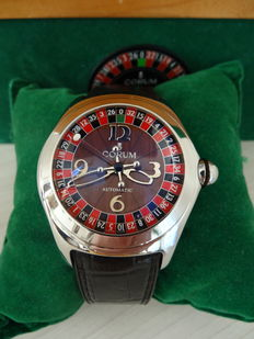 CORUM BUBBLE – CASINO – 2003