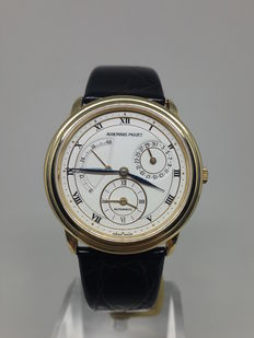 Audemars Piguet Jules Audemars Power Reserve Dual Time - Mens Wristwatch