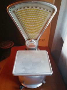 Berkel Pendulum Scale / Merchant Scale Chrome