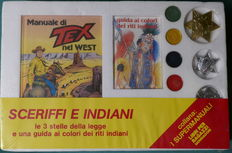 "Tex - special set ""Il manuale di Tex nel West"" (1980s)"