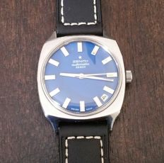 Zenith Automatic 28800  Calibre 2562 from the 60s – Men's watch  -Steel – Like new