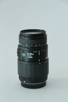 Sigma 70-300 mm f 4-5.6 for Canon