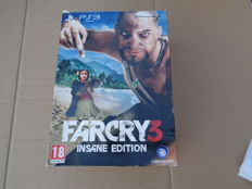 Ps3 Farcry 3 insane limited edition