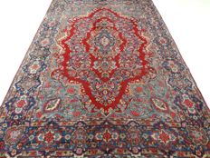 "Kerman – 291 x 200 cm – ""Vintage eye-catcher – Stately Persian carpet in beautiful condition"""