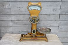 rare unrestored American scale -The Computing Scale Style 221-C °- Dayton - Ohio