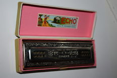 Harmonica by M. Hohner, 1960s