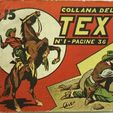 Comic Book Auction (Tex Willer)