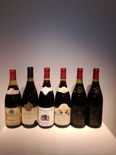 1974 Beaune 1 cru Girodit Henry X 1 bottle - 1983 Drappier Savigny les Beaune Tastevinage X 1 bottle - 1983 Regnier Mercurey 1 cru Clos du Roy X 1 bottle - 1983 Nuits Saint Georges 1 cru Les Saint Georges Regnier Hospice de Nuits Saint Georges X 1 bottle