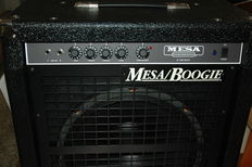"Amplifier - Vintage Mesa Boogie Transistor 100 W 1x15"" for BASS"
