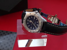 TAG HEUER 2000 blue dial full size
