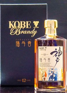 Kobe brandy Fukuyoka - Aged 12 years