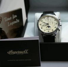 Ingersoll Stowe Chronograph  limited edition wristwatch never worn – 2016
