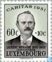 Postage Stamps - Luxembourg - Laurent Menager
