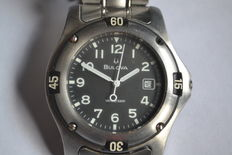 Bulova - Men's wristwatch