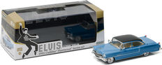 Elvis Presley - Greenlight Collectibles - Scale 1/43 - Elvis Presley's 1955 Cadillac Fleetwood Series 60