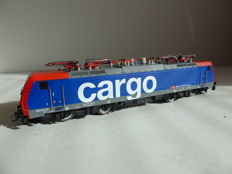 Märklin H0 - 39893 - E-locomotive Series 474 of the SBB Cargo