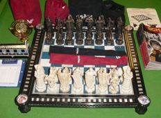 De Agostini - 2006 - very complete Harry Potter chess set
