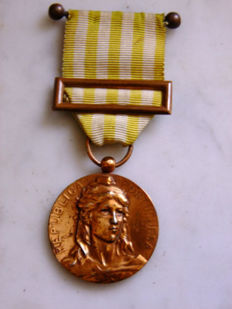 1910 Bronze Military Medal
