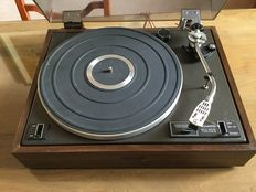 Pioneer PL 12 D turntable - A S arm - Shure stylus