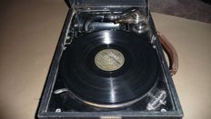 Case gramophone around 1930