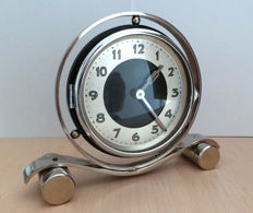 Modern design table alarm clock - No signature - From 1970