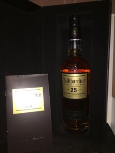 Tullibardine 25 years old - 43% 70cl
