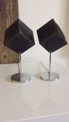 Bang & Olufsen Beovox 2500 Cube Rare Vintage Collectors Item