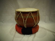 Drum from India with tensioners