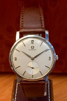 Omega Classic Vintage. Wound. Calibre 510. Men's watch. 1960.
