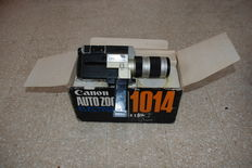 Canon 1014 auto zoom video camera