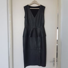 Sportmax by Max Mara - Soft Real Leather Dress