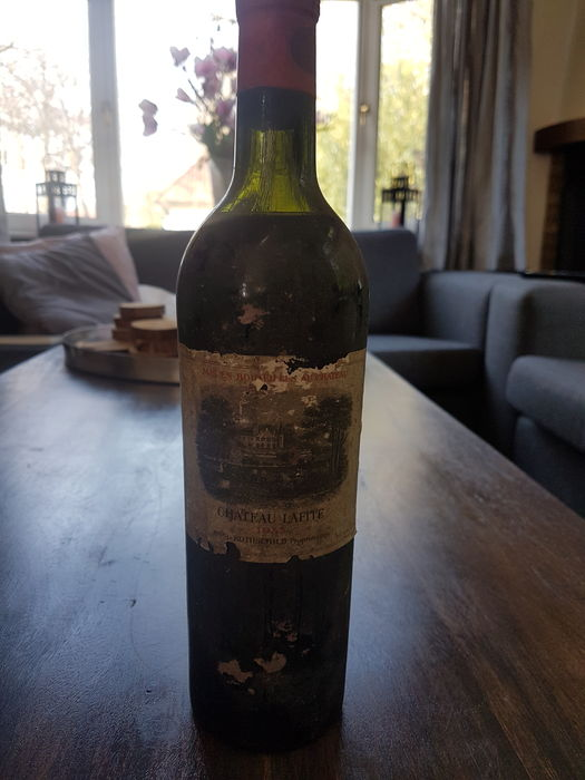 1933 Chateau Lafite Rothschild, Pauillac - 1 bottle