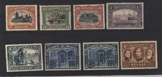 Belgium 1915 - Various subjects -  COB 142/49