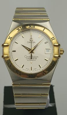 Omega Constellation Chronometer polshorloge - heren - analoog - 2005