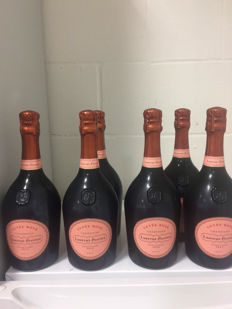 Laurent Perrier Rose Champagne - 6 bottles