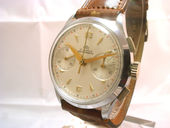 Check out our Gaston Capt Chronograph Watch & Co - 1960s