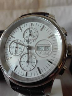 Tissot 1853 Le Locle automatic chronograph – Men's watch – 2008