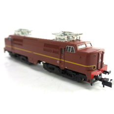 Minitrix N - 12731 - Electric locomotive Series 1200 of the NS, no. 1222