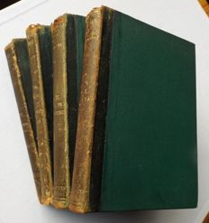 Coventry Patmore - Poems - Four Volumes - 1879.