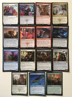 Magic The Gathering: MTG new rare collection ( 105 )