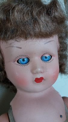 S.G.D.G old doll Num.42 - France 1920