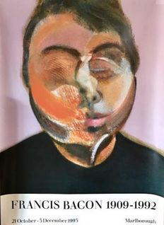 Francis Bacon - Self Portrait - 1909-1992 - Marlborough Gallery